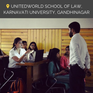 uwsl karnavati university memo pundits moot court training