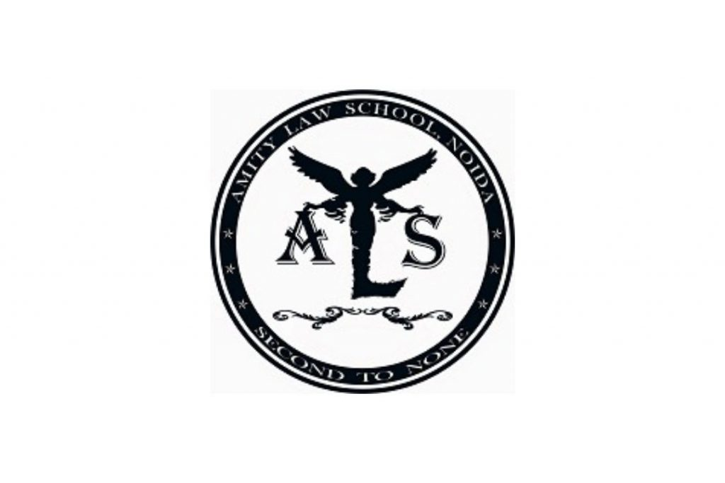 logo of amity law school