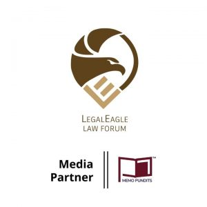 logo of legaleagle and memo pundits