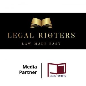Logo of Legal Rioters and Memo Pundits