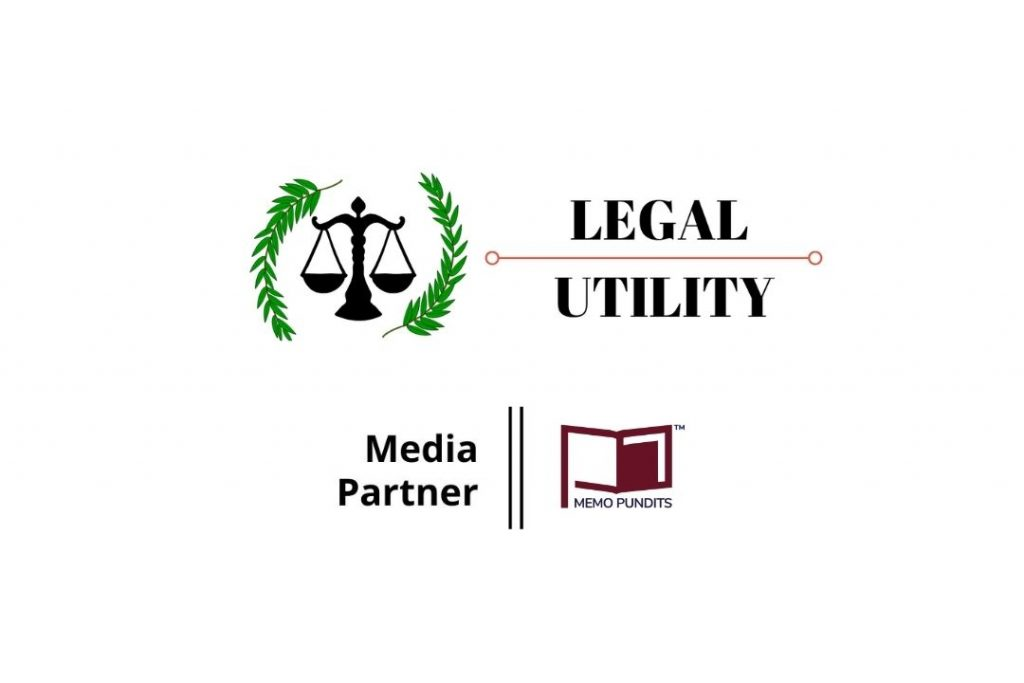 logo of legal utility and memo pundits