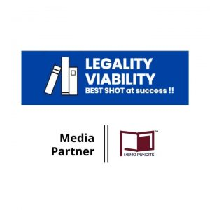 logo of legality viability and memo pundits