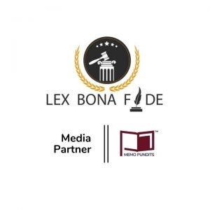 logo of lex bona fide and memo pundits