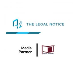 logo of the legal notice and memo pundits