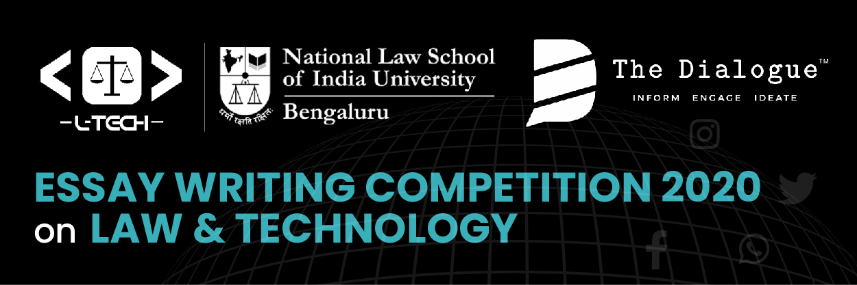 Essay Writing Competition 2020 by NLSIU