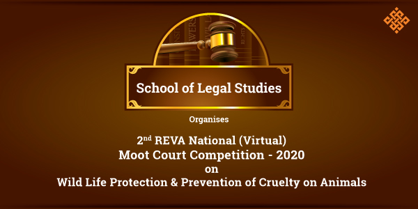 2nd Reva national moot court competition