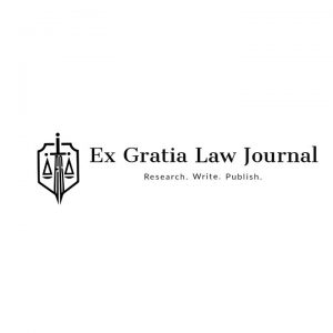 Call for Blogs | Ex Gratia Law Journal- BLawG
