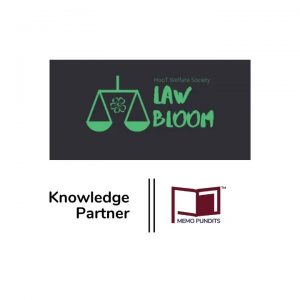 logo of law bloom and memo pundits