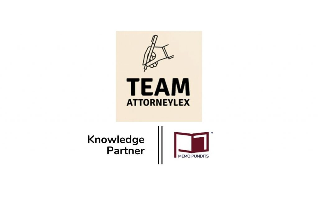 Logo of Team AttorneyLex and Memo Pundits