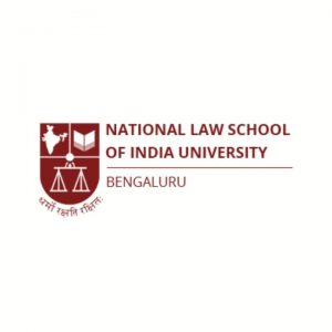 Logo of NLSIU