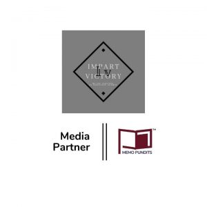 Logo of impart victory and memo pundits