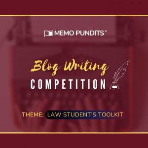 Logo of Blog Writing Competition 1
