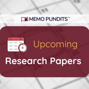 logo of upcoming research papers
