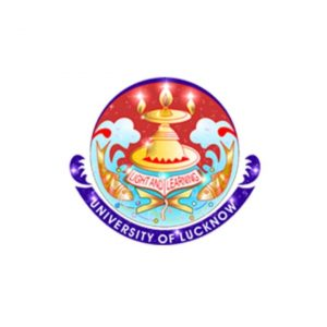 Logo of Lucknow University