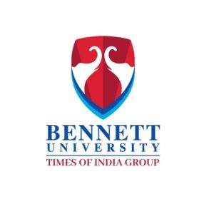 Logo of Bennett University- 3rd Bennett National Moot Court Competition