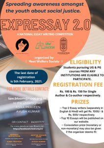 EXPRESSAY 2.0 - Call for Publication