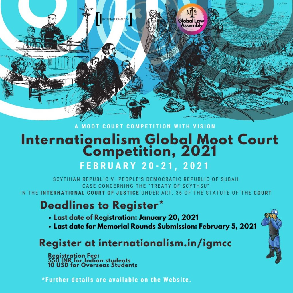 Internationalism Global Moot Court Competition