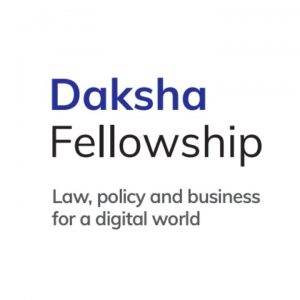 logo of daksha fellowship
