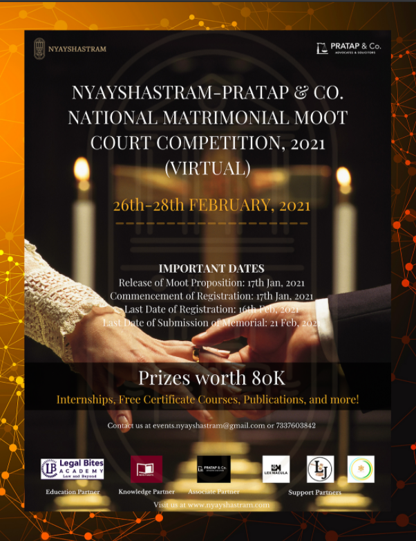 National Matrimonial Moot Court Competition 2021