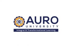 Logo of AURO University- 7th AURO National Moot Court Competition