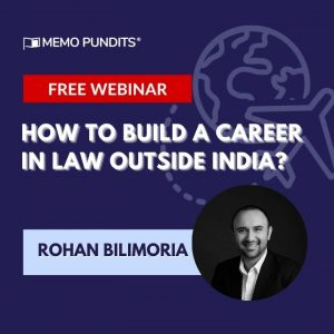 How to Build a Career in Law outside India