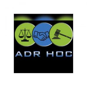 logo of ADR HOC