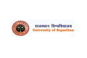 logo of university of rajasthan