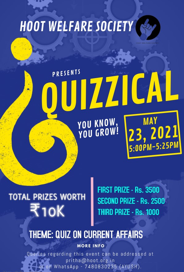 National Quiz Competition 2021