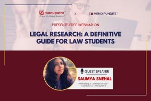 Legal Research: A Definite Guide for Law Students