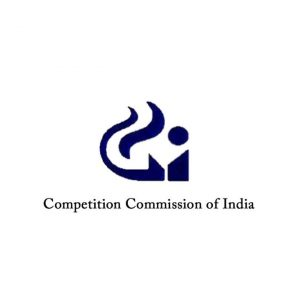 Logo of Competition Commission of India