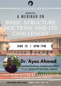 Basic Structure Doctrine and its challenges