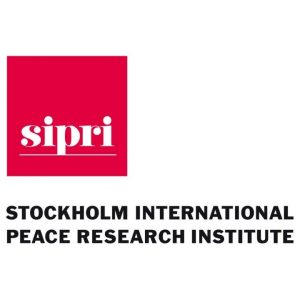 Logo of The Stockholm International Peace Research Institute