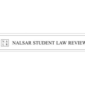 Logo of NALSAR Student Law Review