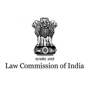 Logo of Law Commission of India