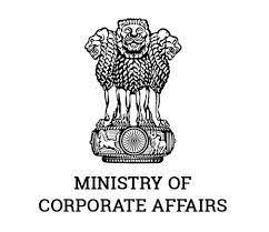 logo of ministry of corporate affairs