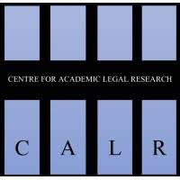 logo of Centre for Academic Legal Research